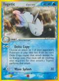 Togetic aus dem Set EX Dragon Frontiers