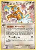 Deoxys aus dem Set POP 4