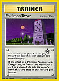 Pokémon Tower* aus dem Set Blackstar Promo