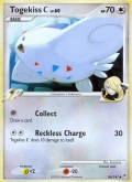 Togekiss C aus dem Set DPt Ultimative Sieger