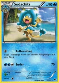 Sodachita aus dem Set XY
