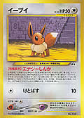 Evoli aus dem Set Neo2 Promo-Binder