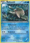 Relicanth aus dem Set XY Ewiger Anfang