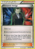 Giovannis Intrige aus dem Set XY TURBOstart