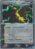 Rockets Zapdos ex aus dem Set EX Team Rocket Returns