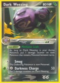 Dunkles Smogmog aus dem Set EX Team Rocket Returns
