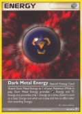 Dark Metal Energy* aus dem Set EX Team Rocket Returns