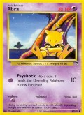 Abra aus dem Set Legendary Collection