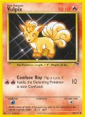 Vulpix aus dem Set Legendary Collection