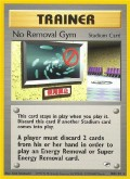 No Removal Gym* aus dem Set Gym Heroes