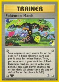 Pokémon March* aus dem Set Themendeck: Heißsporn